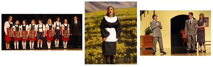 Sound of Music (collage)